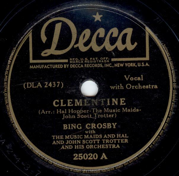 dating decca records